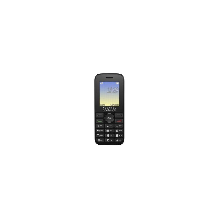 Móvil Alcatel 1016D Dual Sim / Negro