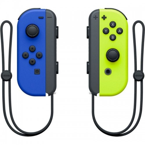 Mando Nintendo Switch Joy-Con Azul/Amarillo Neon