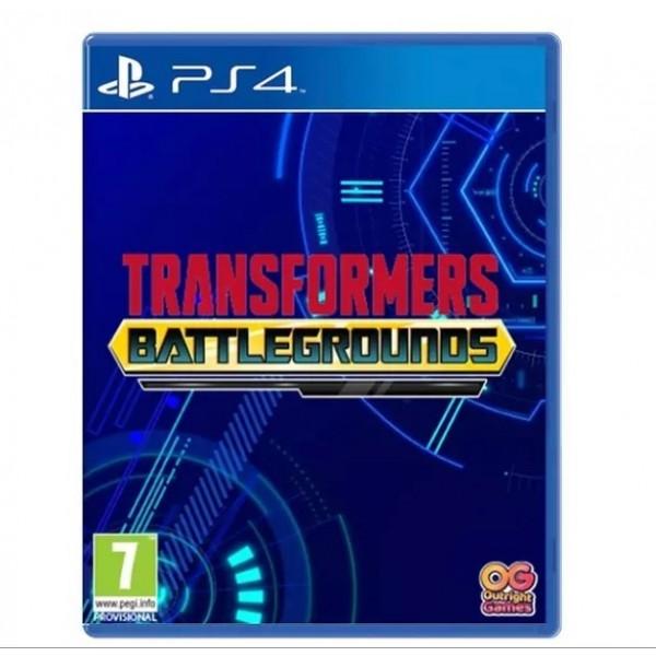 Juego PS4 Transformers Batlegrounds