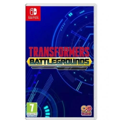 Juego Nintendo Switch Transformers Battlegrounds