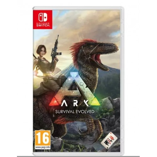 Juego Nintendo Switch ARK Survival Evolved