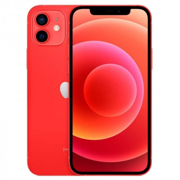Apple iPhone 12 64GB MGJ73QL/A PRODUCT RED