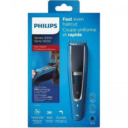 CORTA PELO PHILIPS HC-5312 SERIE 5000 RECARGABLE