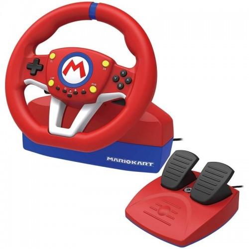 Volante para Nintendo Switch Hori Mario Kart Racing Wheel Pro Mini