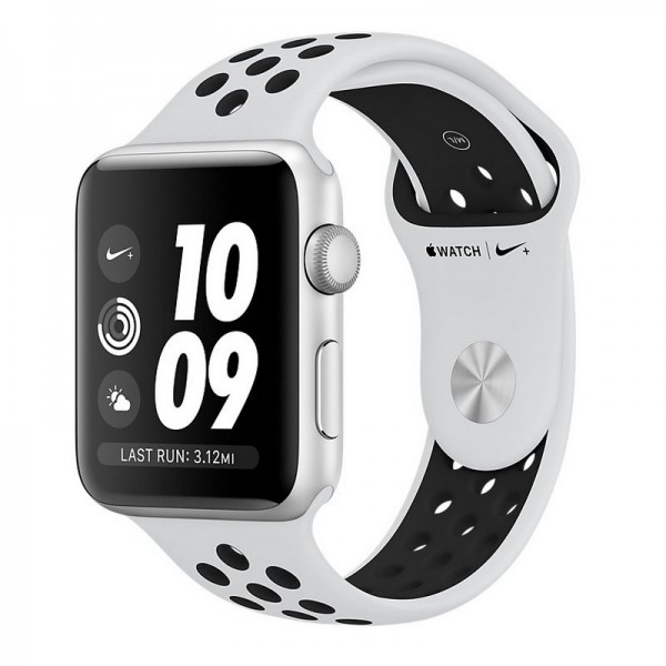 Apple Watch S3 Nike 42mm MQL32QL/A Silver Correa Sport