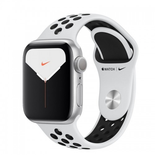 Apple Watch S5 Nike 40mm MX3R2TY/A Gps Platino Black