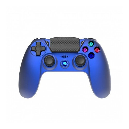 Mando Ps4 Freaks Geeks Wireless Bluetooth Azul