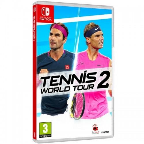 Juego Nintendo Switch Tennis World Tour 2