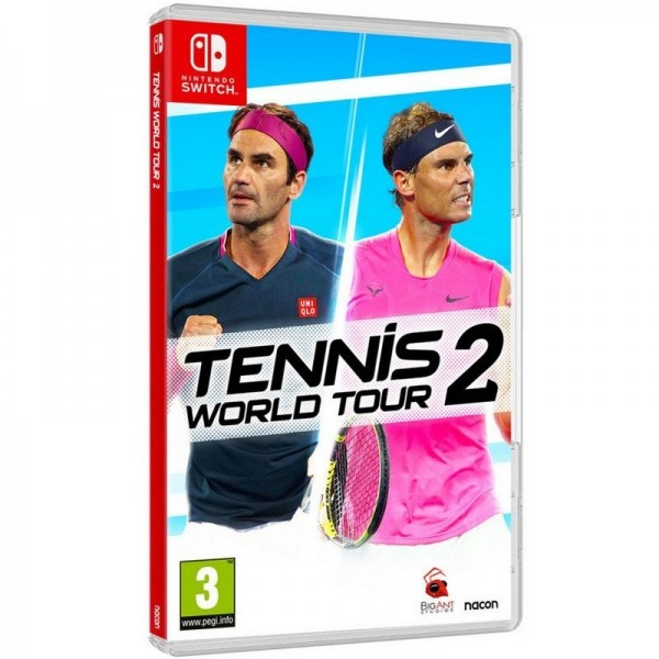 Juego Nintendo Switch Tennis World Tour 2