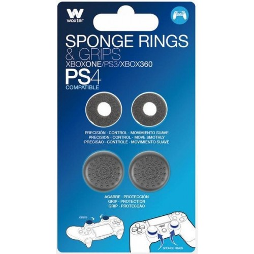 Sponge Rings + Grips Woxter PS4
