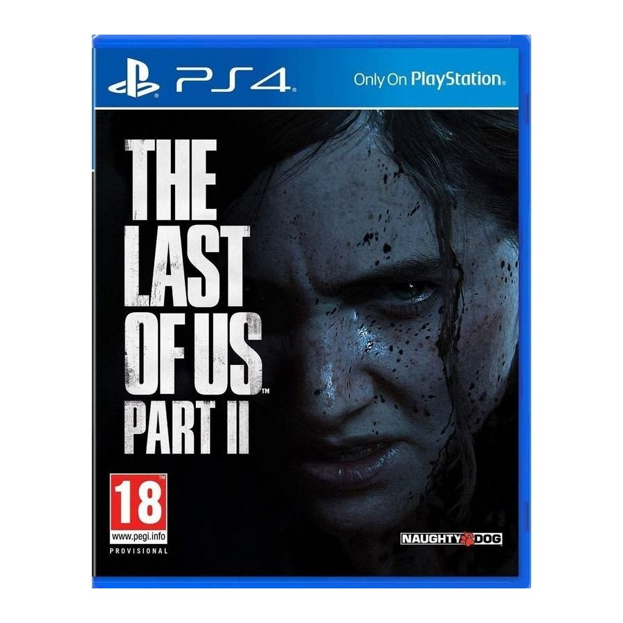JUEGO PS4 THE LAST OF US: PARTE II