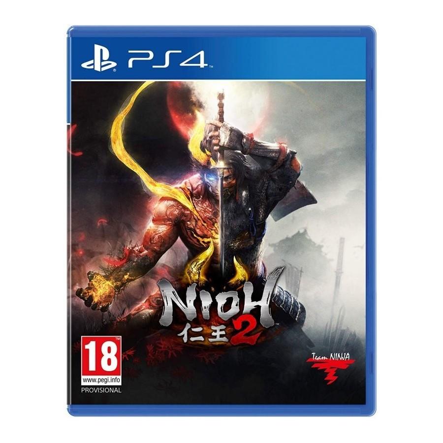 JUEGO PS4 NIOH 2