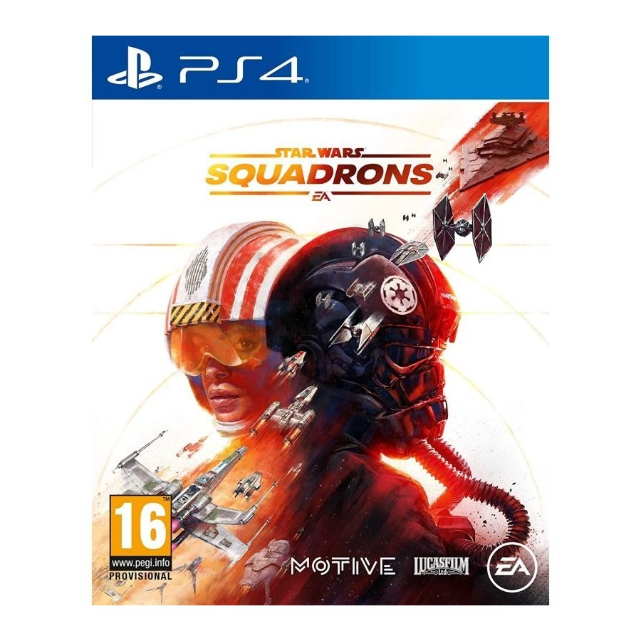 JUEGO PS4 STAR WARS SQUADRONS