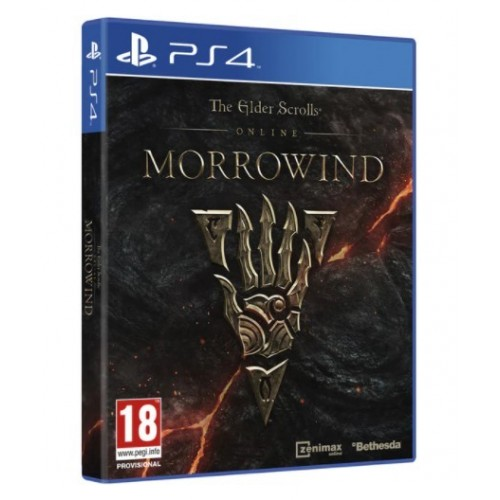 Juego Ps4 The Elder Sroll Online: Morrowind