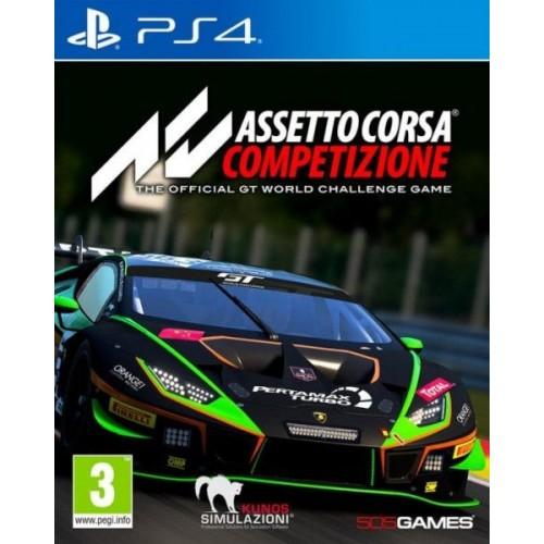 Juego Ps4 Assetto Corsa Competizione