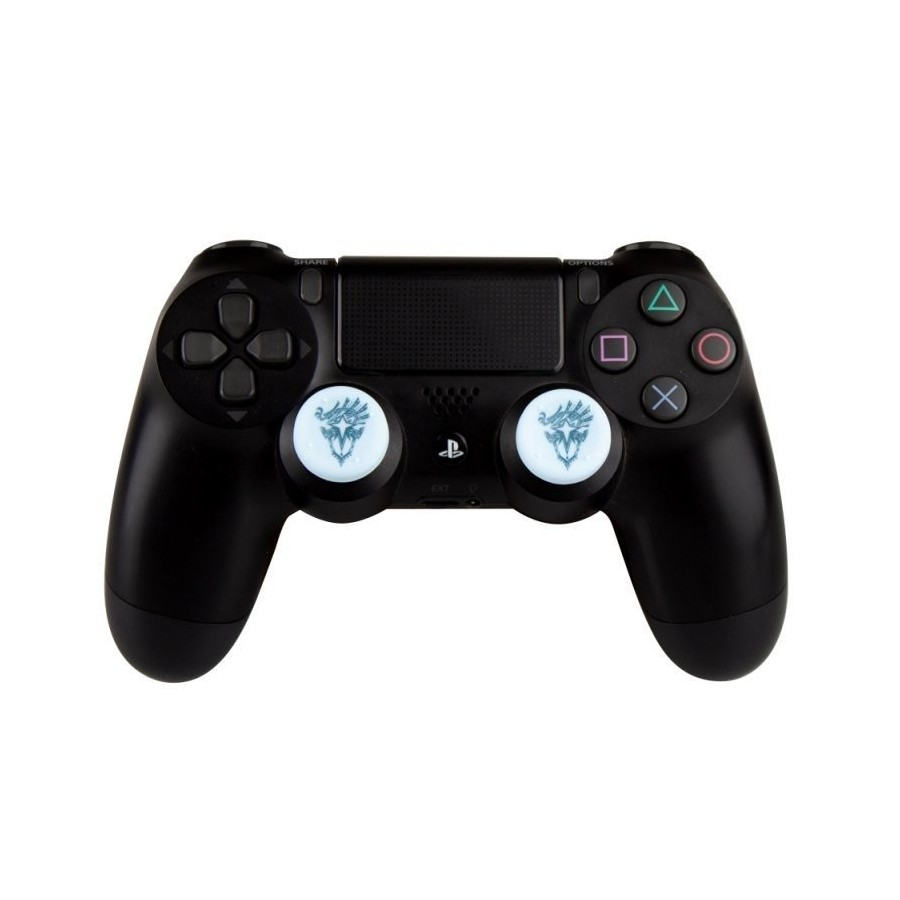 ACCESORIO PS4 GRIPS MONSTER HUNTER ICEBORN