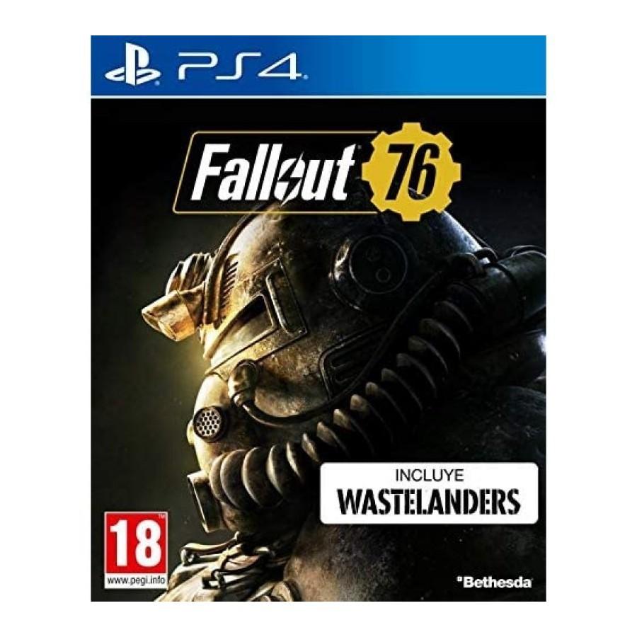 Juego Ps4 Fallout 76: Wastelanders