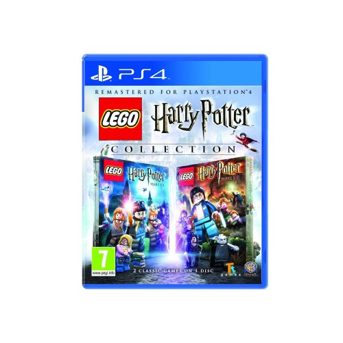 Juego Ps4 Lego Harry Potter Colletion