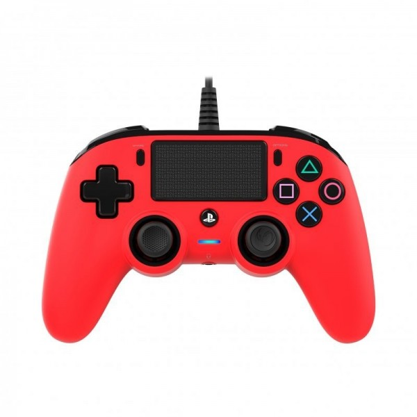 Mando Nacon Ps4 Compact Wired Red