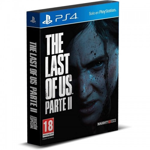Juego Ps4 The Last of Us: Parte II Edición Especial
