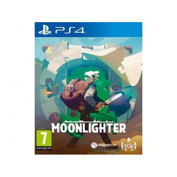 Juego Ps4 Moonlighter