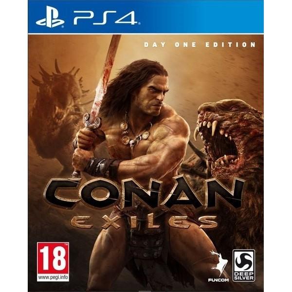 Juego Ps4 Conan Exiles Day One Edition