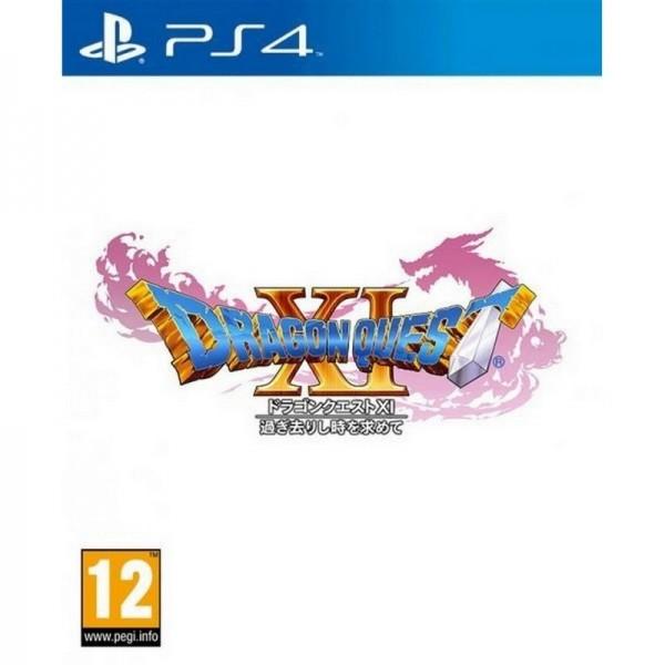 Juego Ps4 Dragon Quest XI: Ecos Edition Light