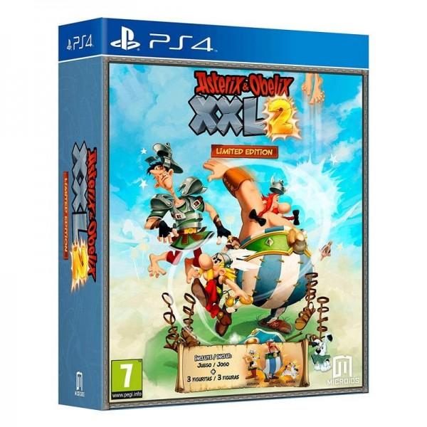 Juego Ps4 Asterix y Obelix XXL 2: Limited Edition
