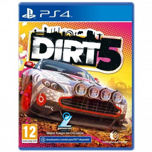 Juego Ps4 Dirt 5
