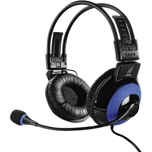 Auriculares Gaming Hama 113721 Urage Vibra 2.5M PC