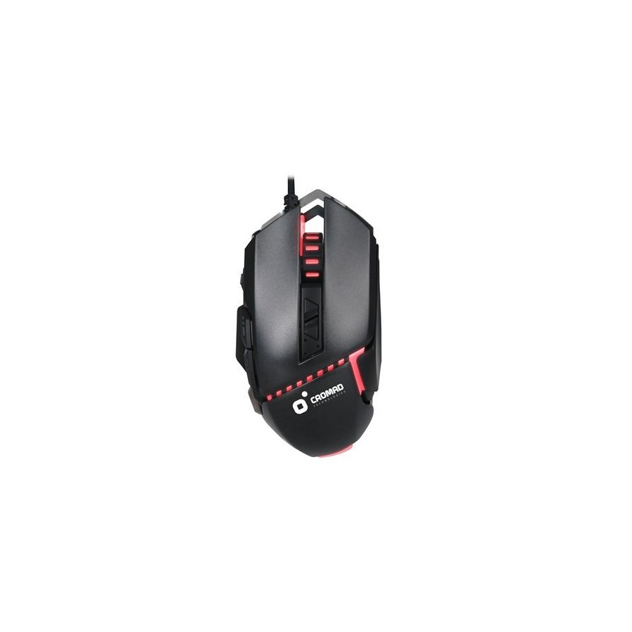 RATON CROMAD G320 GAMING 8D PROFESIONAL