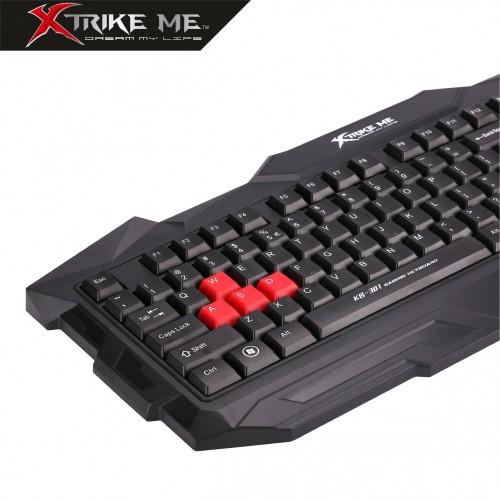Teclado Gaming Xtrike Me KB-301