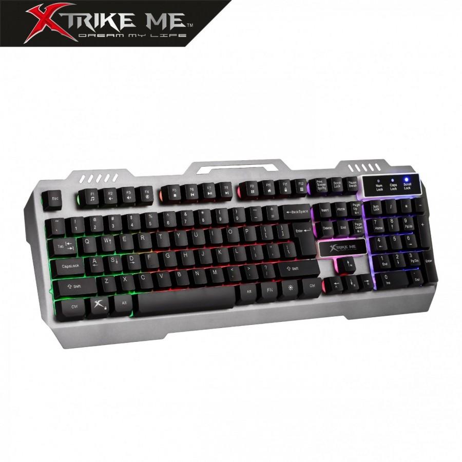 TECLADO GAMING XTRIKE ME KB-505 /RGB/ESPAÑOL