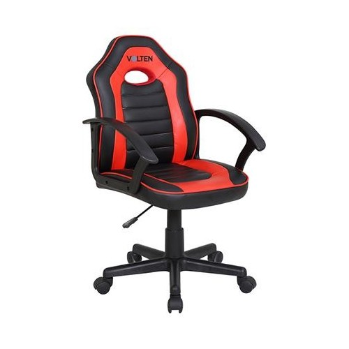 Silla Gaming Volten VL1315 VLFORCE 250 Negra/Roja