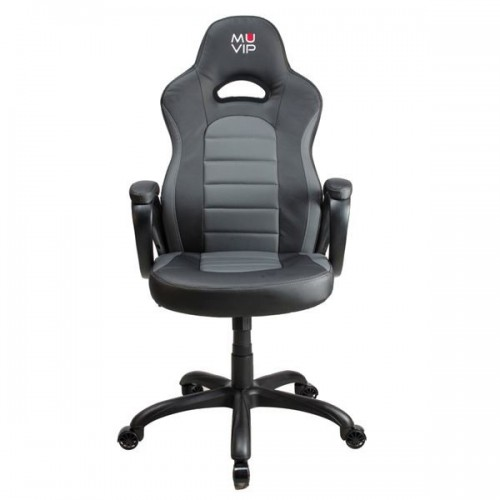 Silla Gaming Muvip MV0229 GM700 Negro/Gris