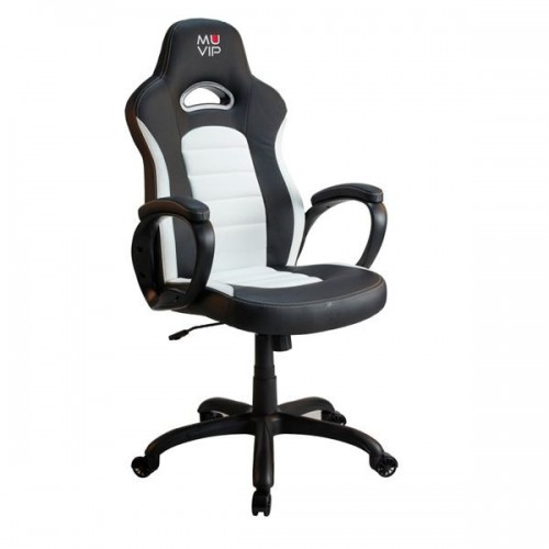 Silla Gaming Muvip MV0230 GM700 Negro/Blanco