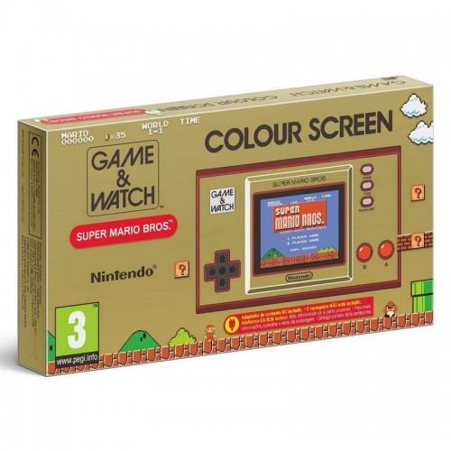 Consola Nintendo Classic Game & Watch: Super Mario Bros.