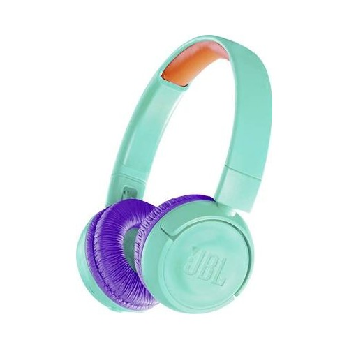 Auriculares JBL JR300BT Bluetooth Tropic Teal