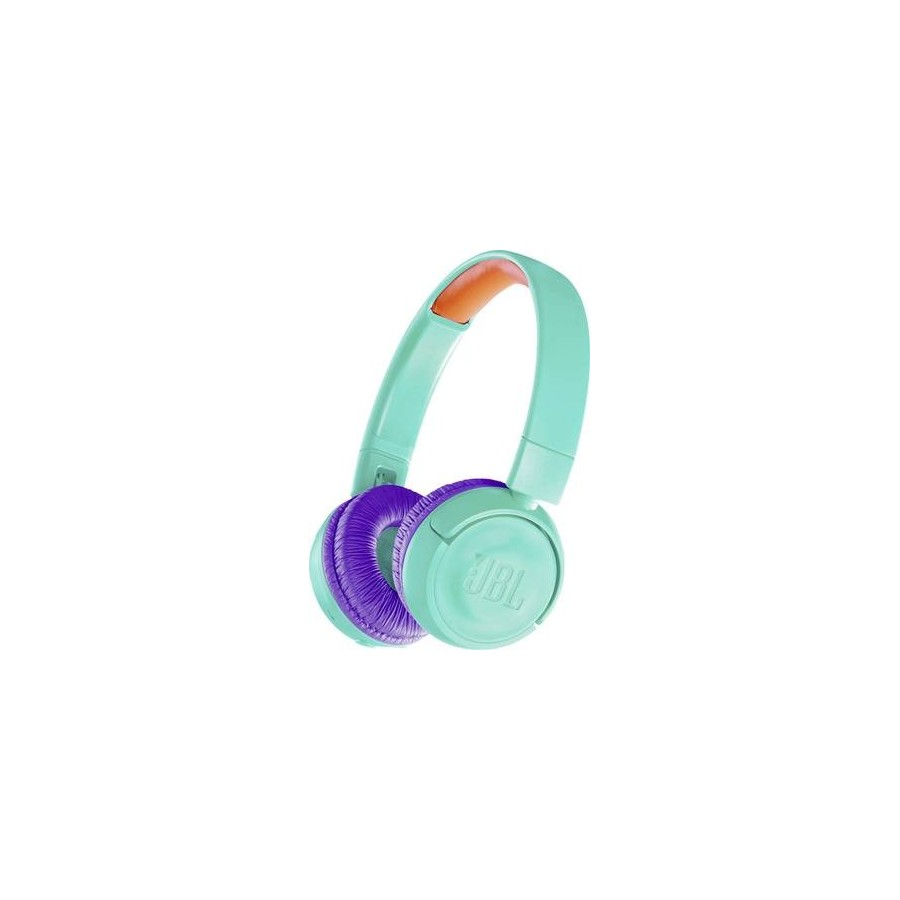 AURICULARES JBL JR300BT BLUETOOH TROPIC TEAL