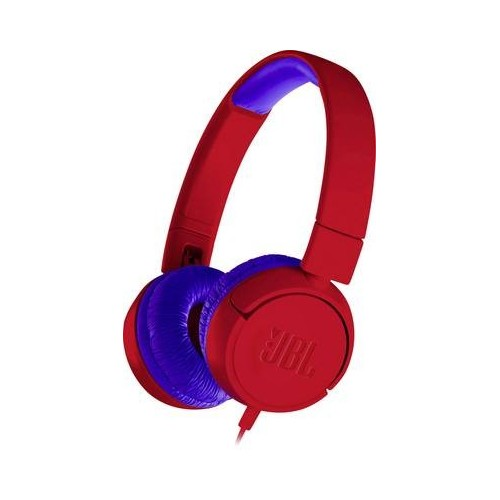 Auriculares JBL JR300 Spider Red
