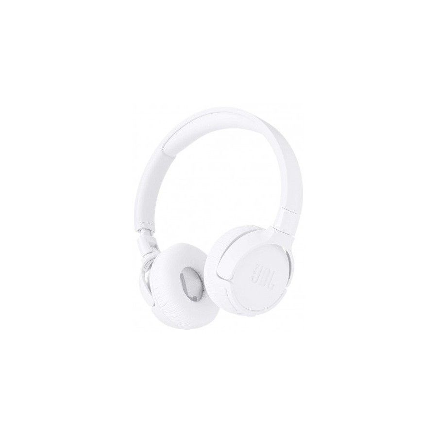 AURICULARES JBL T600BT NOISE CANCELLING WHITE