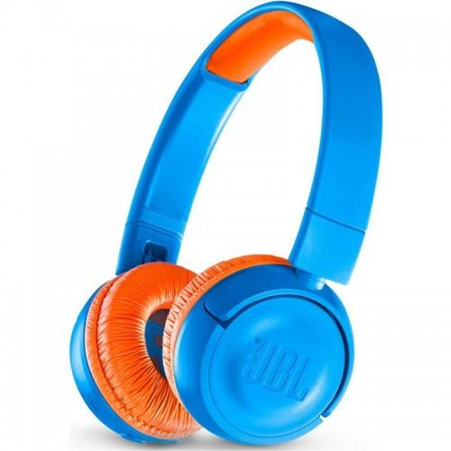 Auriculares JBL JR300BT Bluetooth Rocker Blue