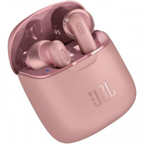 Auriculares JBL Tune T220 TWS Bluetooth Pink