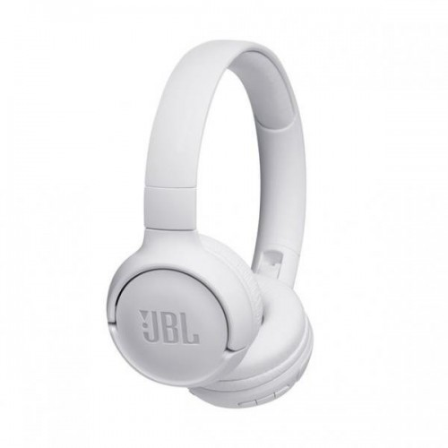 Auriculares JBL Tune T500BT Bluetooth White