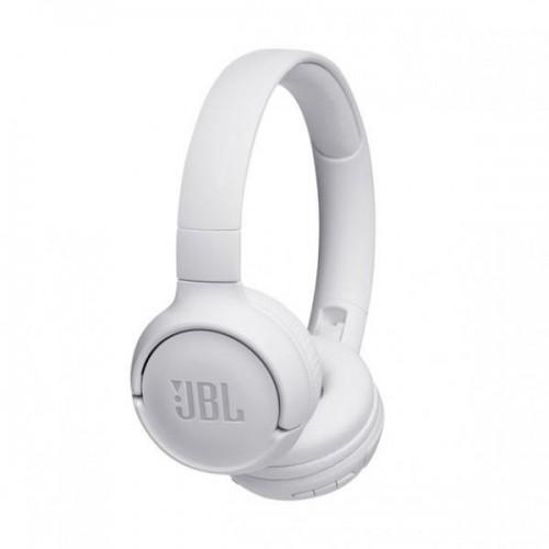Auriculares JBL Tune T500BT Bluetooth White