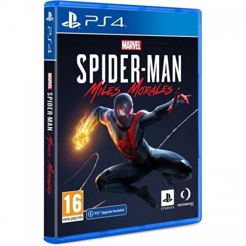 Juego Ps4 Marvel's Spider Man Miles Morales