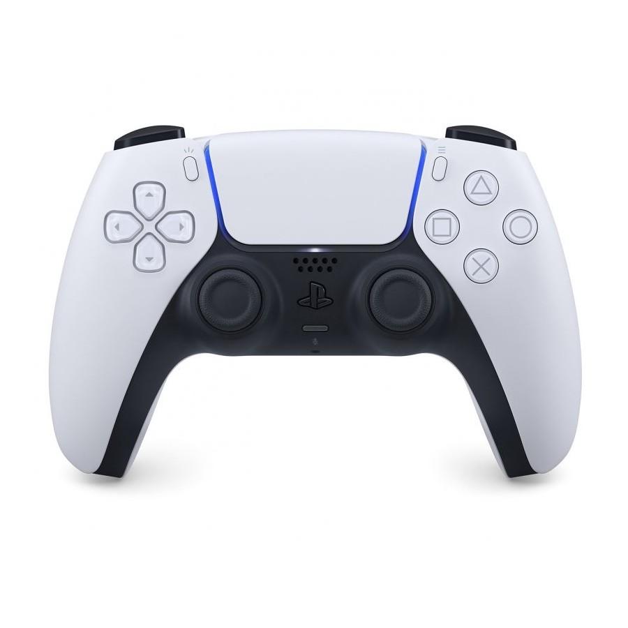 MANDO PS5 SONY DUAL SENSE WHITE