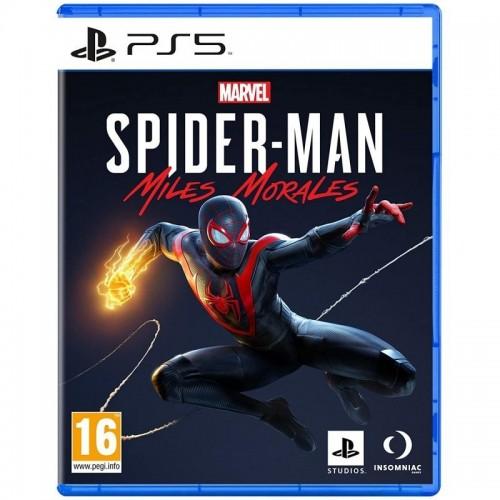 JUEGO PS5 MARVELS SPIDER MAN MILES MORALES