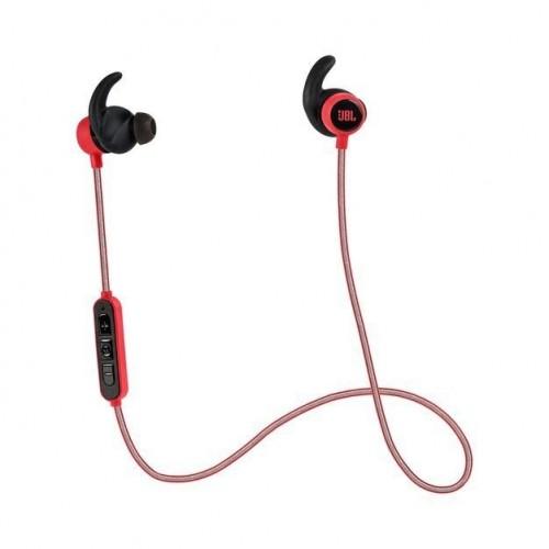 Auriculares JBL Reflect Mini Micrófono Sport Rojo