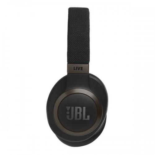AURICULARES JBL LIVE 650BT NC BT ANC 20H MIC BLACK